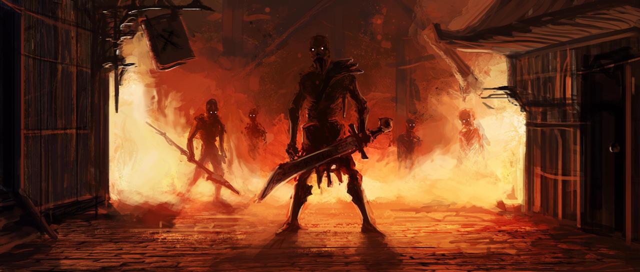 Plague by EmilLarsson