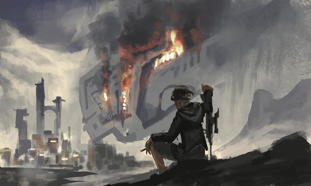 Unsung hero by EmilLarsson