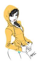 Sketch110913 Hoodie by raysagun
