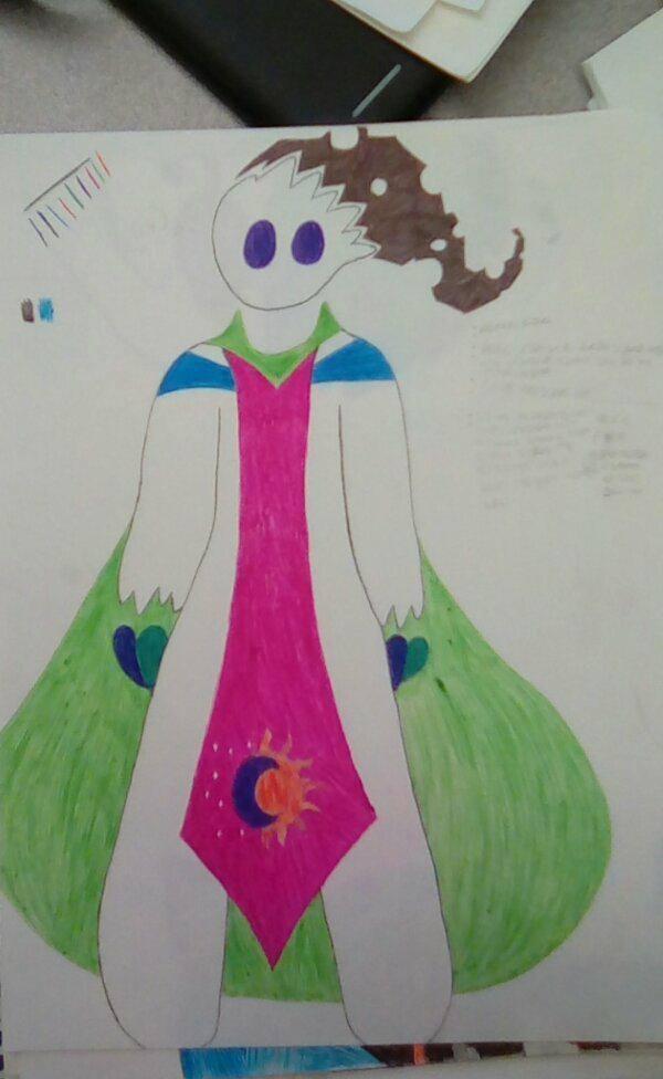 Sentinel/Gaurdian by MadameDellamare