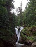 Waterfall Szklarki by Rayno6