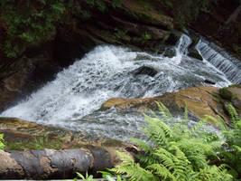 Waterfall Szklarki 2 by Rayno6