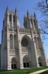 Washington Cathedral 1 by greyrowan