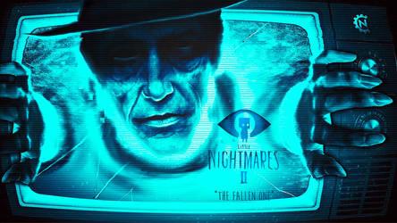 Little Nightmares II - The Thin Man Original Voice