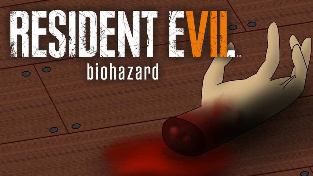 Resident Evil 7 Thumbnail by TomeOfAnnwn