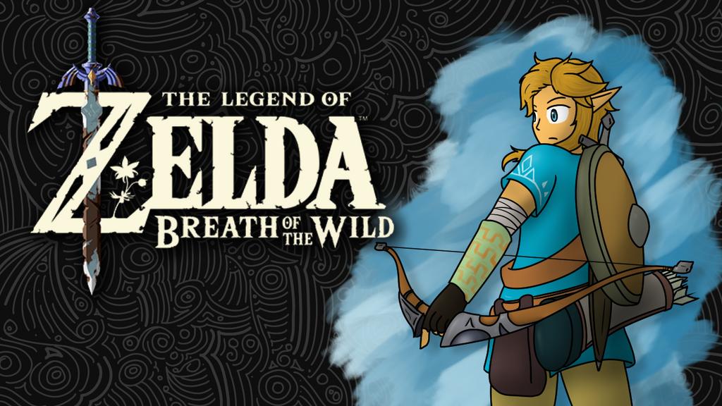 Zelda: Breath of the Wild Thumbnail by TomeOfAnnwn