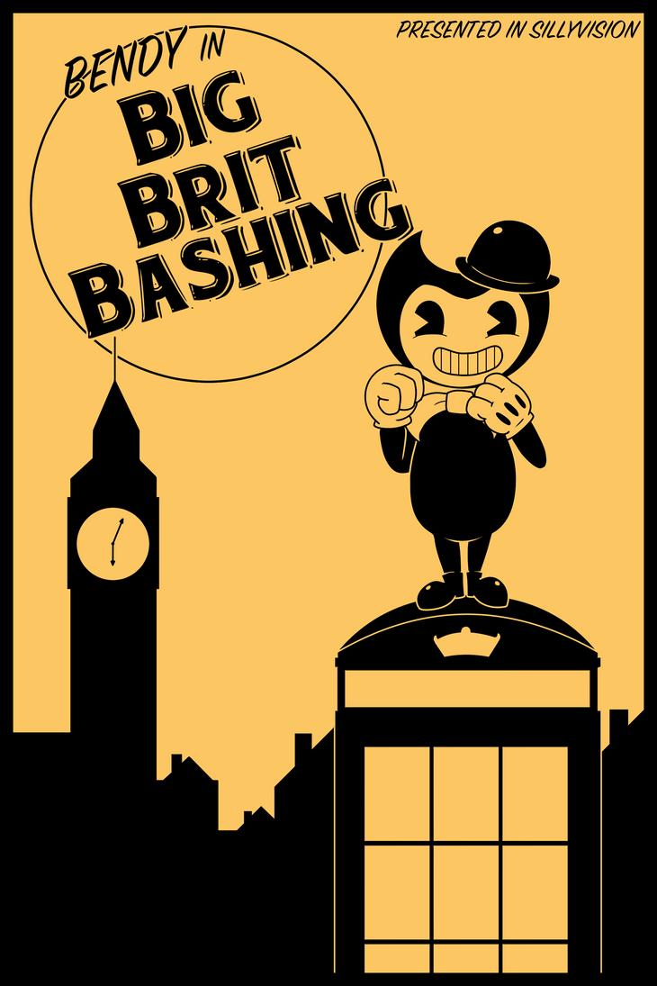 Bendy in Big Brit Bash by TomeOfAnnwn