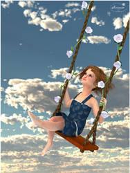 Swinging by mininessie66