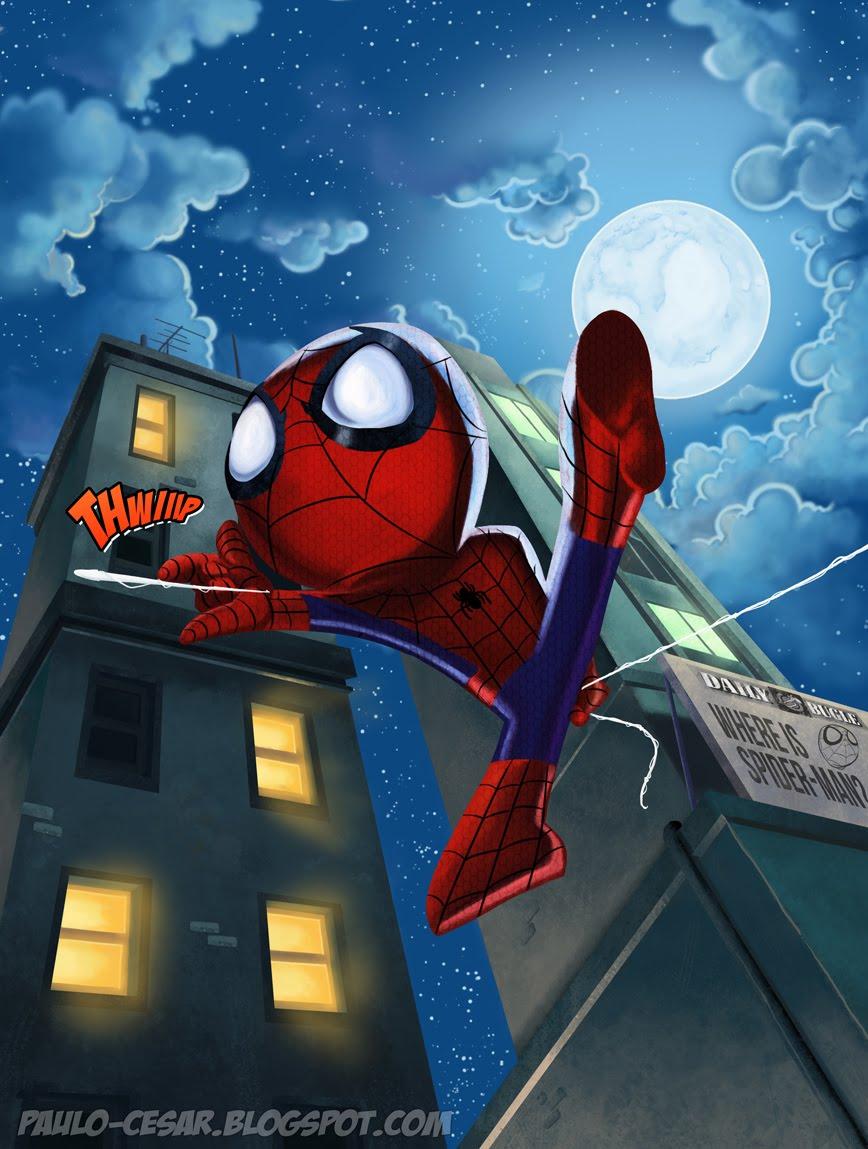 Pictures Of Baby Spiderman Wallpaper Kidskunstinfo