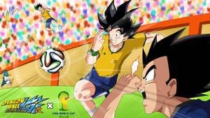 Dragon World Cup by DBKAI