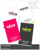 Tarjetas Novo by davidfx
