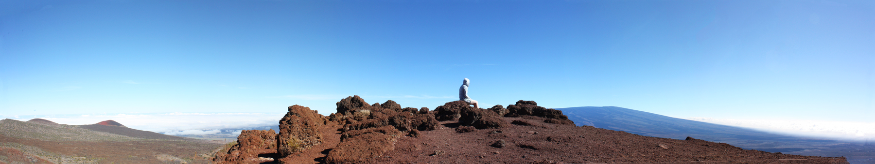 Alone Atop Mauna Kea by lwcldylan