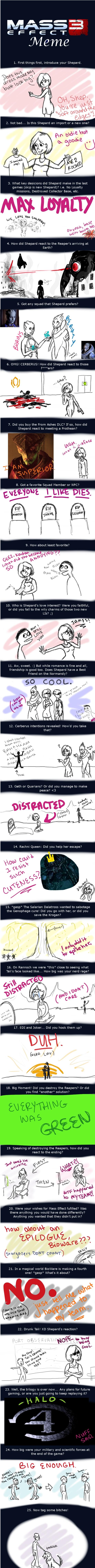 Mass Effect 3 Meme by Blossomsong