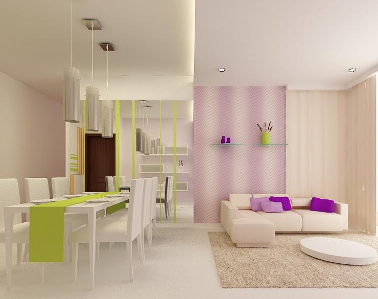 64 Varisity Park Living room by chantalicious