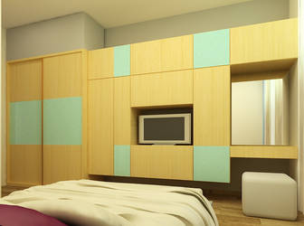 Rain Tree Condo2 Bedroom