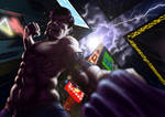 Streets of Rage Max Thunder