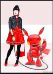 female_cyberpunk_Robo_Pikachu