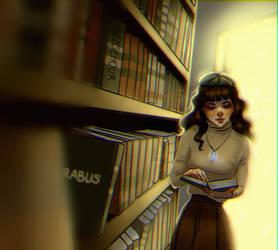 [OC] Library