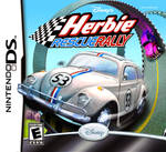 Herbie rescue rally Nintendo DS.