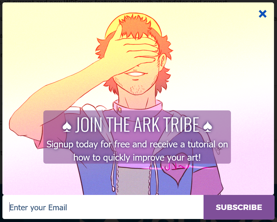 Ark Tribe 1 by Ark-illustrates
