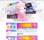 Sevyn Streeter WordPress Theme