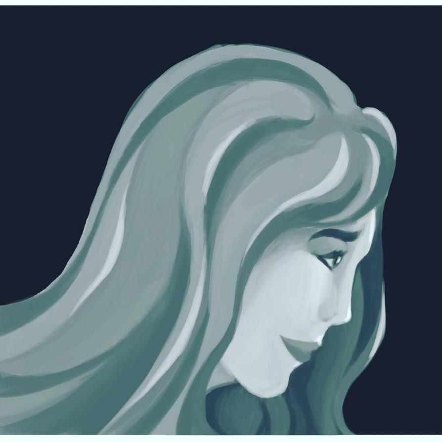 Portrait blues by LgGibbo