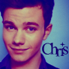 Chris Colfer Icon by aliceismadness