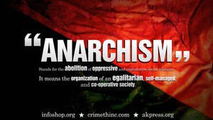 Anarchism Defined