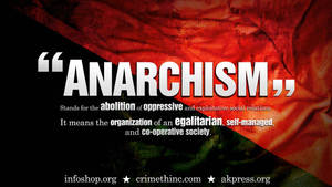 Anarchism Defined by ztk2006