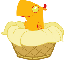 PeeWee the Phoenix by videogamesizzle