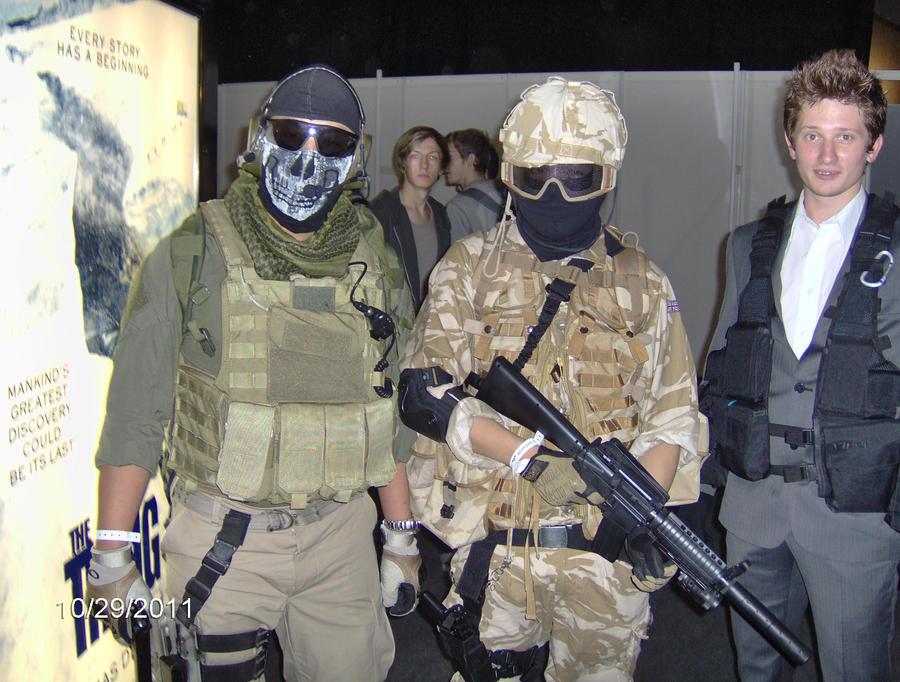 Modern Warfare by BrandySnaps