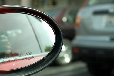 Mini Mirror by NikonD50