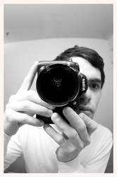 Mirror Self Portrait by NikonD50