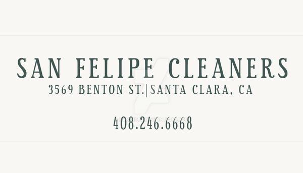 San Felipe Cleaners BCard by NikonD50