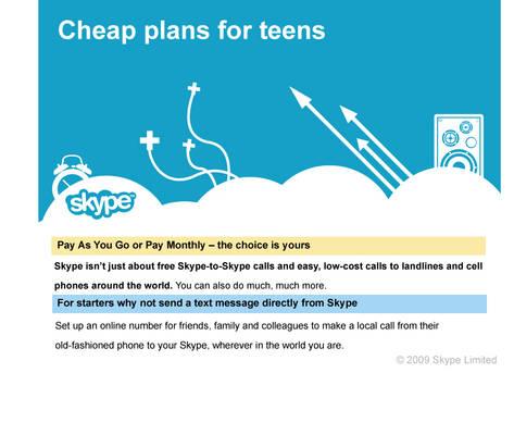 Skype Mailer