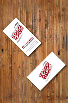 Final and Last Business Cards