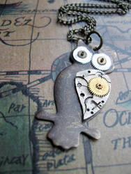 Clockwork Owl