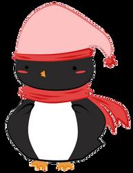 Penguin Cutie by taalaruhun