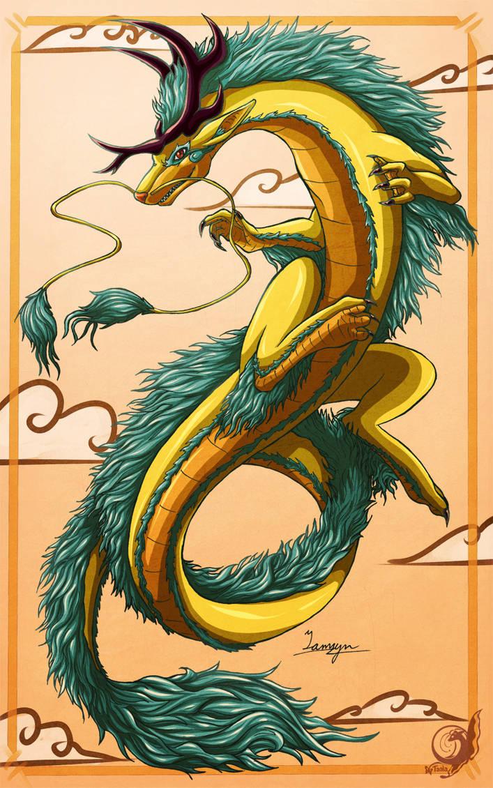 Utuz'karain the Dragon