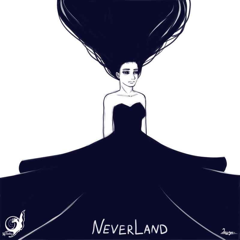 Theresa - Neverland by taalaruhun