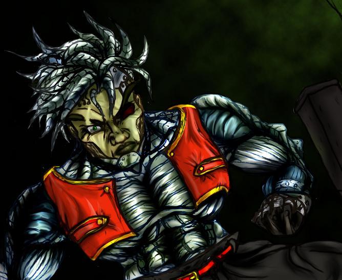 Tron for Leo-taku by Zornsama