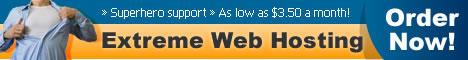 Extreme Web Hosting 468x60 v1