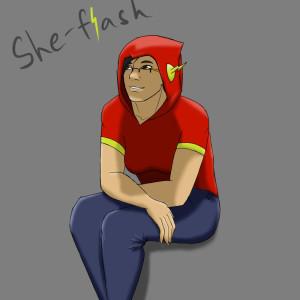 She-Flash's Profile Picture