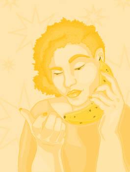 ROYGBIV Portraits | Yellow