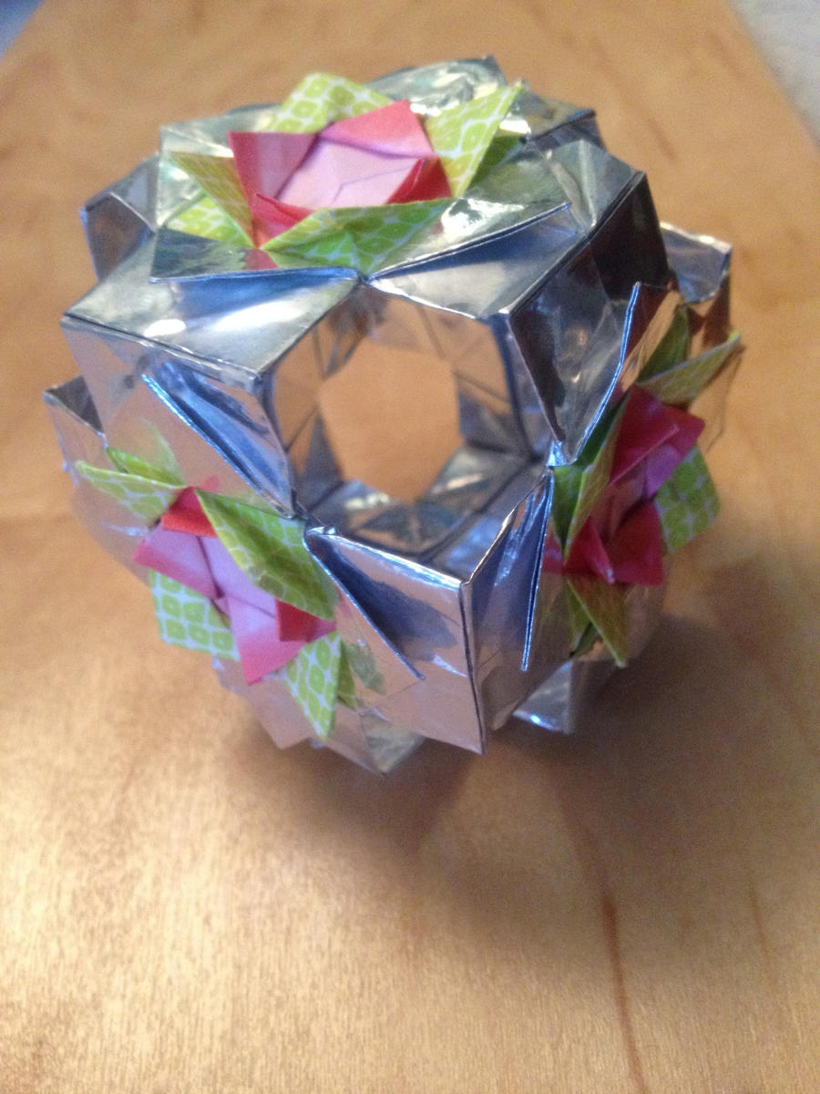 Origami Ball by lelouch9-28