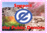 Support the Public Domain by reddartfrog