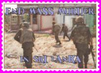 In Sri Lanka stamp by reddartfrog
