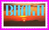 Bhakti stamp by reddartfrog