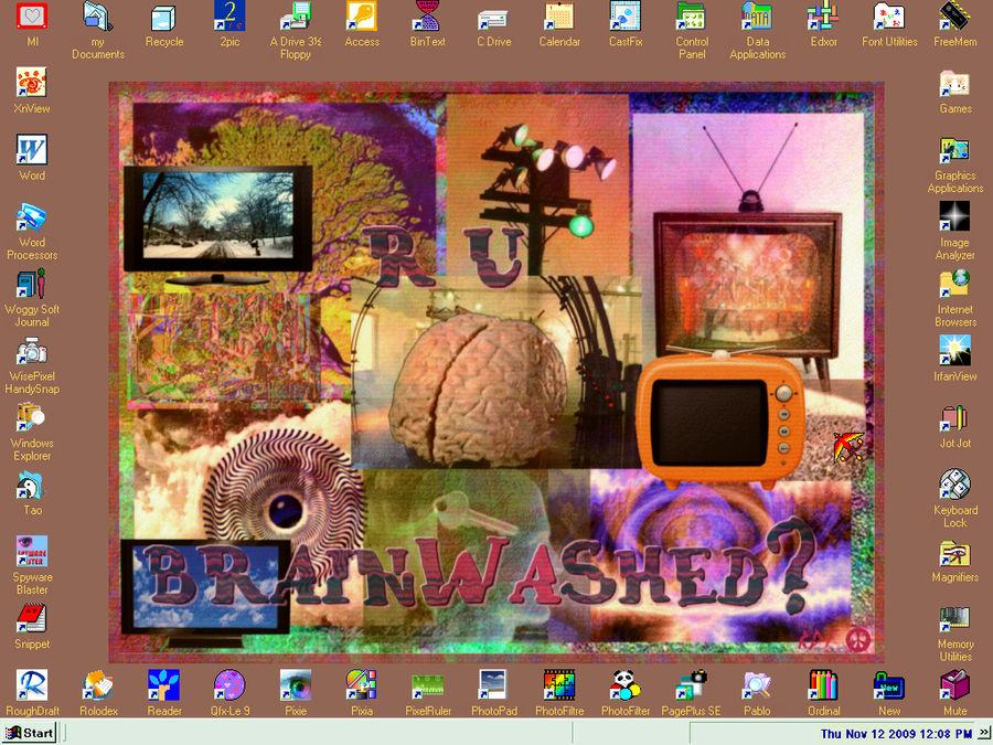 R U Brainwahed Desktop