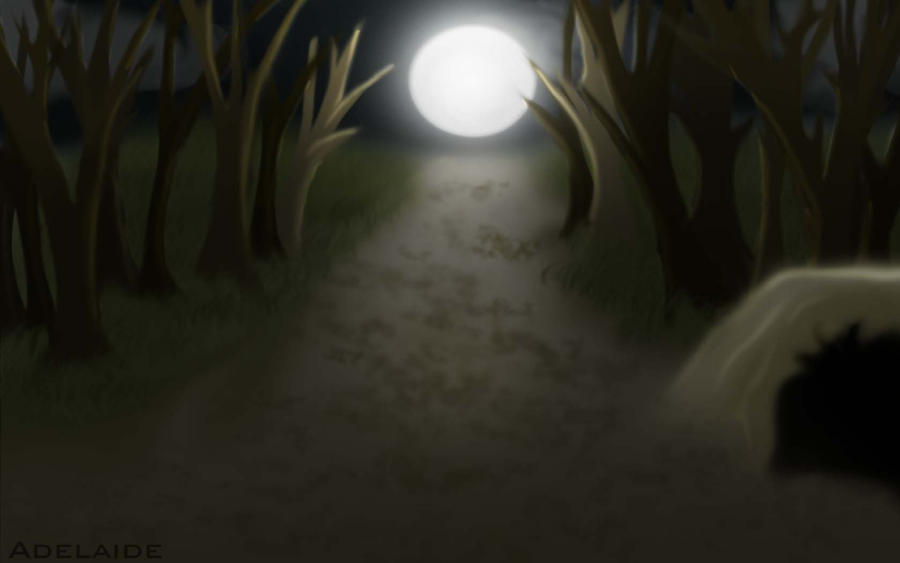 Another free WolfHome room background by xAbyssneyxx